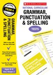 National Curriculum Tests: Grammar, Punctuation and Spelling Tests (Year 4) x 6