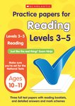 Practice Papers for National Tests: Reading (Levels 3-5) x 30