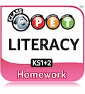 Whole-School Literacy Homework Pack