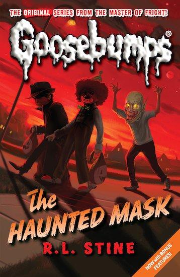Goosebumps the haunted mask book summary