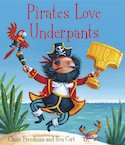 Pirates Love Underpants