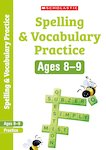 Scholastic English Skills: Spelling and Vocabulary Workbook (Year 4) x 6