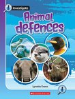 Investigate: Animal Defences (Overview) x 6