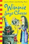 Winnie Says Cheese