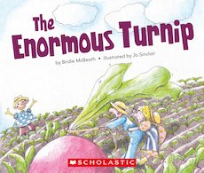 Guided Readers: The Enormous Turnip x 6