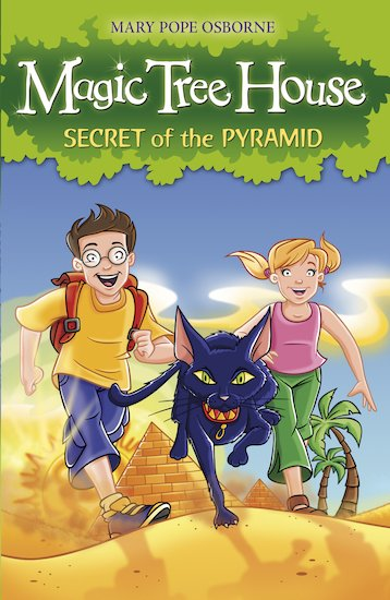 Magic Tree House Secret Of The Pyramid Scholastic Kids