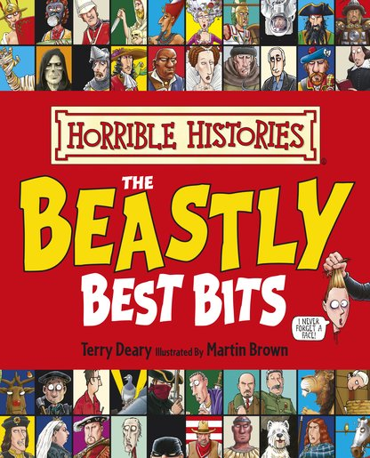 Beastly Best Bits - Terry Deary