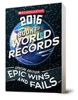 Scholastic 2016 Book of World Records