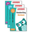 Scholastic English Skills: Handwriting Workbooks Reception-Year 6 Set x 6 (18 Books)
