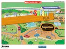 Grammar safari park – prepositions interactive