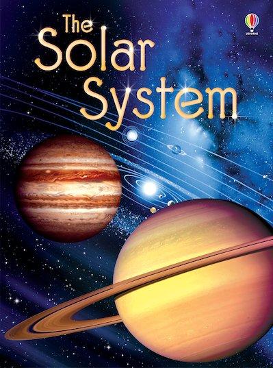 Usborne Beginners: The Solar System - Scholastic Kids' Club