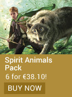 Spirit Animals Pack