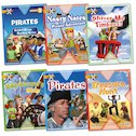 Project X: Pirates Pack (Book Band Gold)
