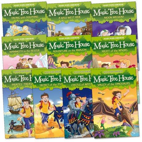 Magic Tree House: Magic Tree House Set Books 1-28 / Brand New / Free Shipping