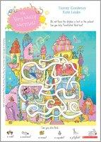 Messy Mermaid maze