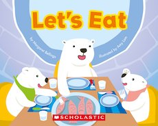 Guided Readers: Let's Eat x 6