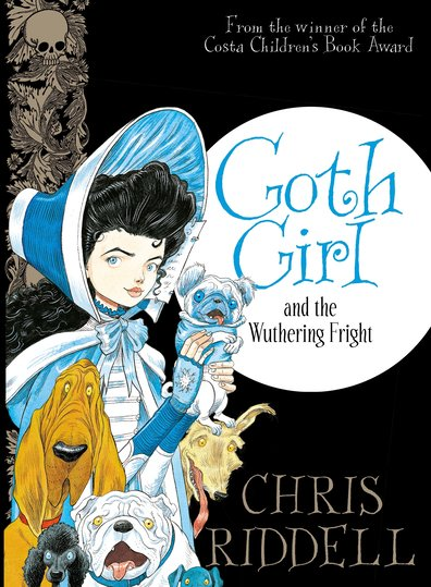 Goth Girl And The Wuthering Fright Scholastic Kids 39 Club
