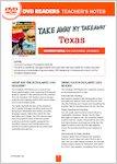 Take Away my Takeaway: Texas - Resource Sheets