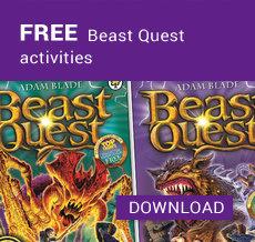 FREE Beast Quest activities