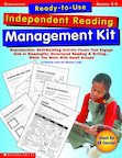 Ready-to-Use Independent Reading Management Kit (Grades 4-6)