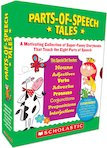 Parts-of-Speech Tales: A Collection of Super-Funny Storybooks