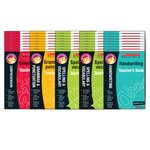 Scholastic English Skills: Complete Years 1-2 Teacher's Book and Workbook Pack (155 books)