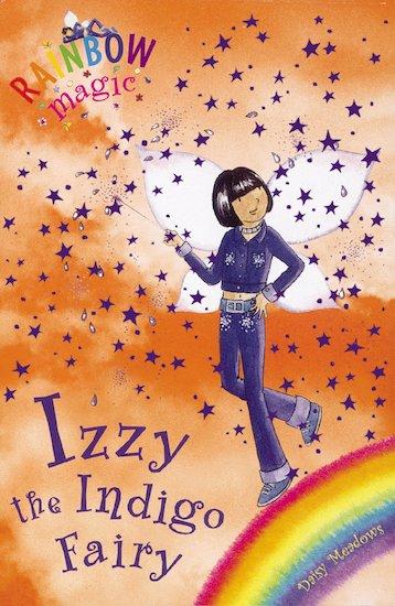Rainbow Magic Rainbow Fairies 6 Izzy The Indigo Fairy