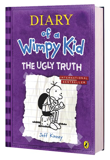 diary of a wimpy kid the ugly truth essay Diary of a wimpy kid: cabin fever (book 6) isbn: 978-1-4197-0223-5 hardcover published: november 2011 us $1395 / can $1695 greg heffley is in big trouble.
