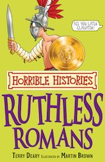 Ruthless Romans (Classic Edition) cover image