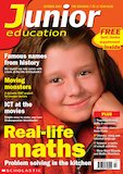 Junior Education October 2003