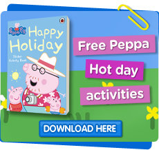 Download free Peppa hot day activities