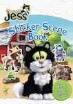 Guess With Jess: Sticker Scene Book