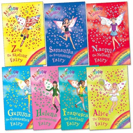 rainbow fairies books review