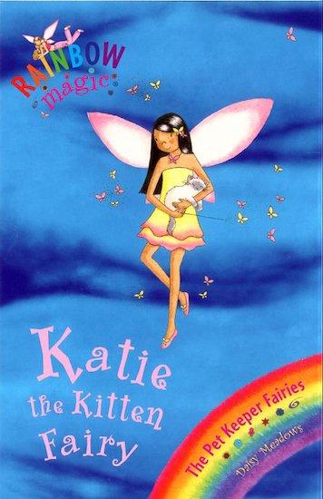 rainbow magic pet keeper fairies 29 katie the kitten fairy scholastic kids 39 club. Black Bedroom Furniture Sets. Home Design Ideas