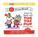 Learn to Read With Tug the Pup and Friends! Box Set