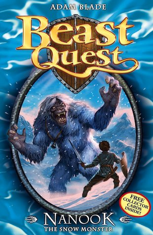 Reviews for beast quest series 1 5 nanook the snow monster