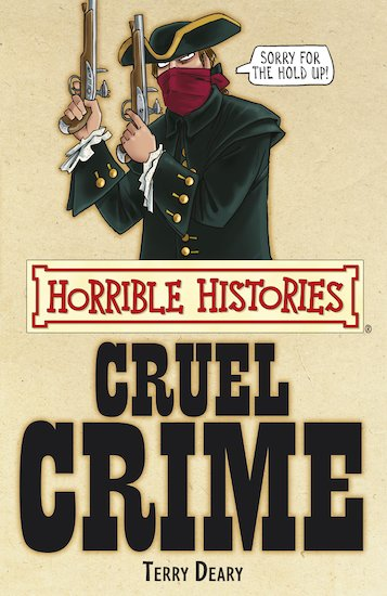 Cruel Crime - Terry Deary