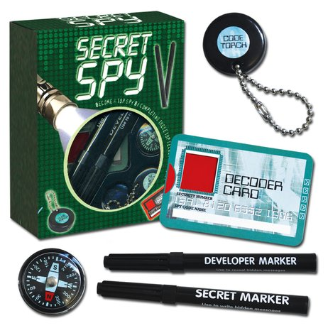 Spy Kit Scholastic Secret Spy Kit