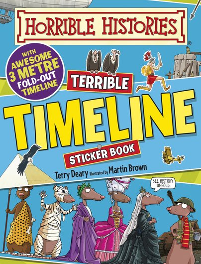 Terrible Timeline - Martin Brown