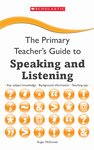 Speaking and Listening (Teacher Resource)