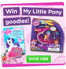 Win My Little Pony goodies