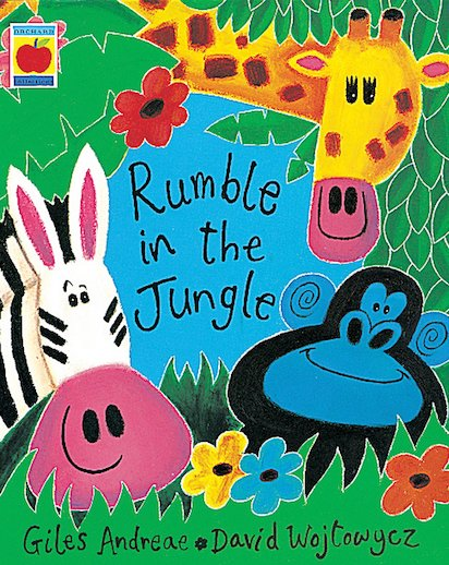 Rumble In The Jungle Kids Book