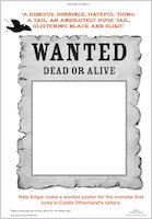 Raven Mysteries Wanted Poster