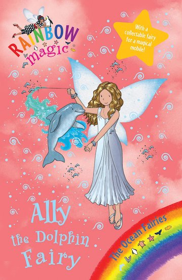 Rainbow Magic Alley The Dolphin Fairy Free Coloring Pages