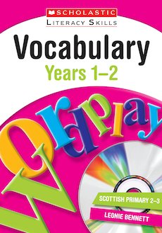 Vocabulary - Years 1-2