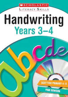 Handwriting - Years 3-4