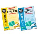 National Curriculum English and Maths Revision Guides Year 6 Pair