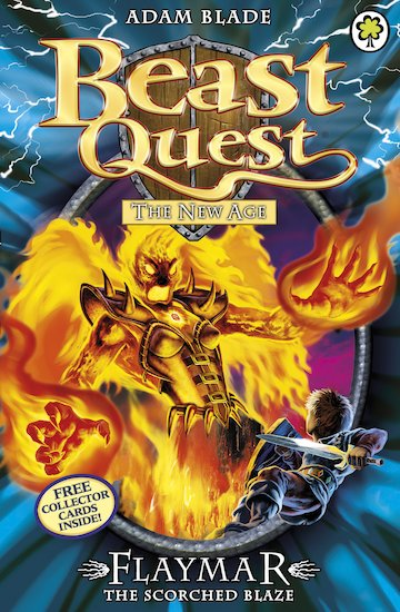 beast quest series 11 64 flaymar the scorched blaze