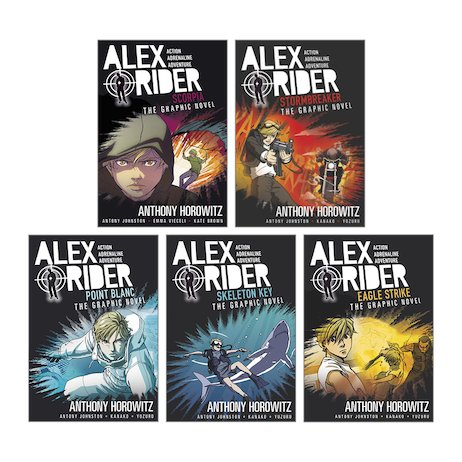 skeleton key anthony horowitz book report Mission / skeleton key graphic novel book 13/16 the graphic novel of alex's third mission on a private island near cuba anthony horowitz terms and conditions.