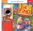 Eye Find: A Picture Puzzle Book
